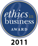 Samaritan Center Ethics Award Winner